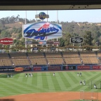 Dodgers Drop the Rockies 5-0, in Norris' Debut