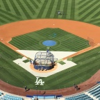 Dodgers Drop Second Game in a Row to Reds, 6-2