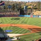 Dodgers beat the Rockies, 6-1 at the ravine; extend win streak to 8