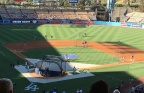 Padres Stop the Dodgers 4-3, in the First of Three