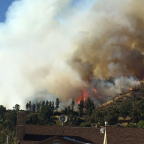 Two Suspects Arrested in Eagle Rock Fire; Charged with Felony Arson-UPDATE